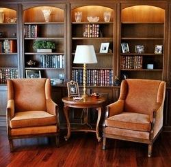 Home Library Chairs