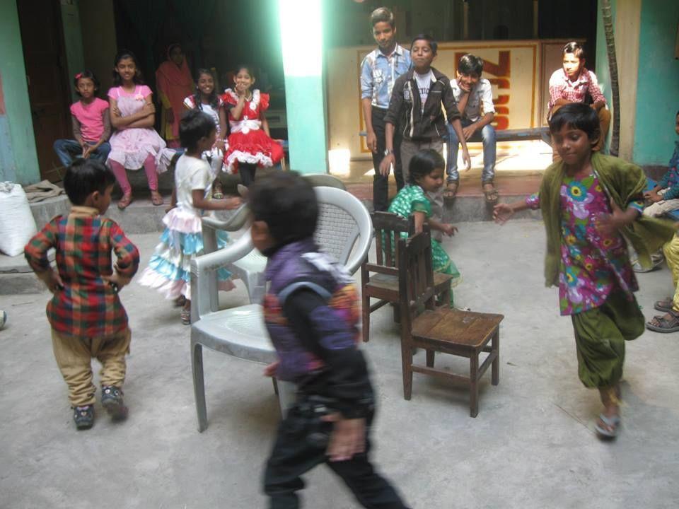 musical chair game