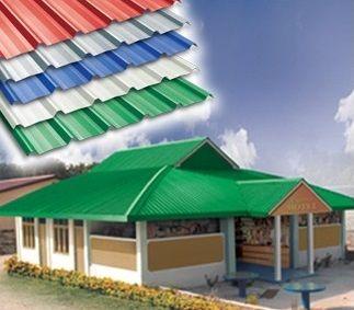 Tata Bluescope Durashine Roof Sheets N R Steel Trading