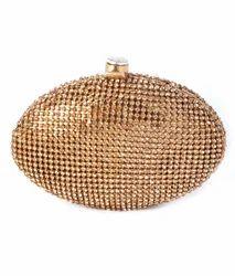 Crystal+Diamond+Clutch+Bag