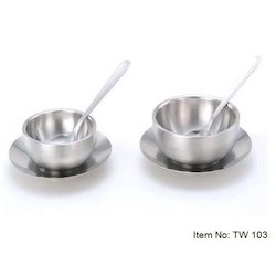 Stainless Steel Soup Bowls