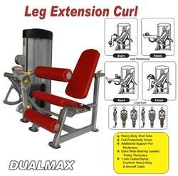 Excel Dualmax Leg Extension / Curl