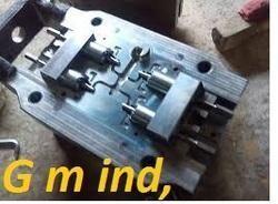 pressure die casting moulds