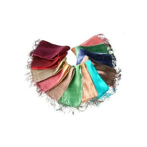 Organic Silk Fabric, Scarve & Clothing