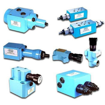 Polyhydron Pressure Control Valve