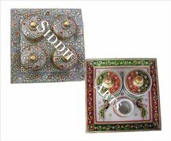 Marble Supari Box