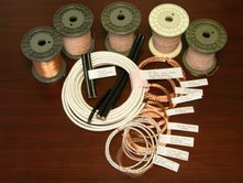 polymer covered litz wire