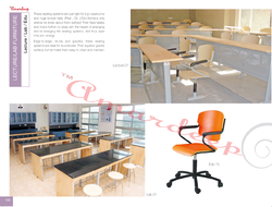 Lecture Lab Furniture - Lecture 01, Lab 01