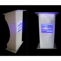 Acrylic Podium Acrylic Plexiglass Podium Manufacturer