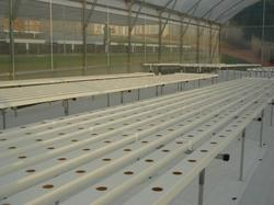 NFT Hydroponic Gully & Accessories