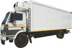 mobile refrigerated container van
