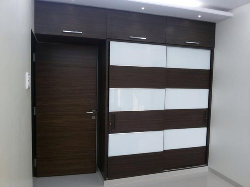 Living room furniture modular wardrobe oem manufacturer for Living room cupboard designs in india