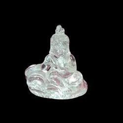 Krishna Crystal Statue
