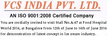 VCS India Pvt. Ltd.