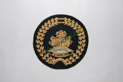 Prison Logo (Double Loreath)Nigeria-Badge