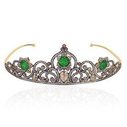 bridal tiara jewelry