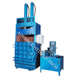 Pet Bottle Vertical Baler