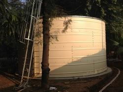 Galvanised Steel Water Tank