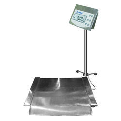 Low Profile Stainless Steel Floor Scales