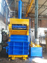 Plastic Bottle Baling Machine