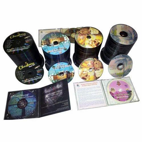 CD/DVD Replication Sunshine Coast