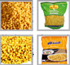 Fried Gram Flours ( Boondi ) Snacks  production line