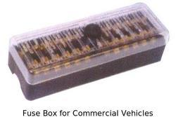 Fuse Box for Commercial Vehicles