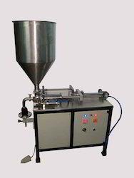 Pneumatic Chyawanprash Filling Machine