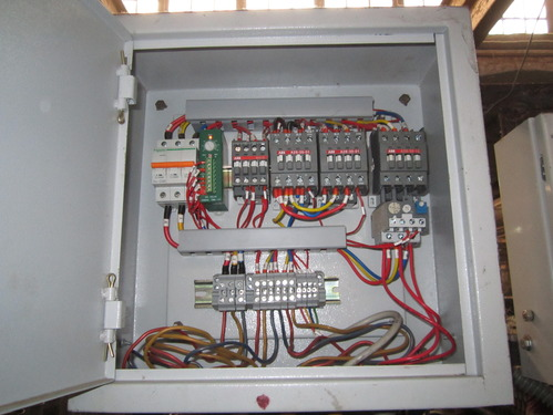 control panels - 3phase Star Delta With Inch Panel Retailer from Hooghly