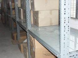 Medium Duty Slotted Angle Rack