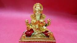 Dagduseth Mini Gold Plated Statue