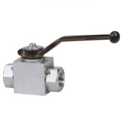 Two Way Ball Valve-PN 400 Screwed Ends