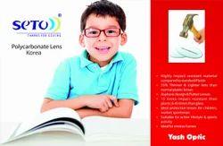polycarbonate lenses