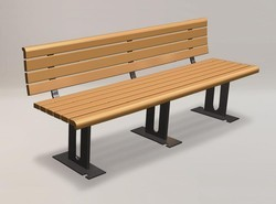 garden and park bench fabrication
