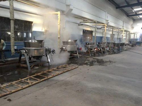 Mawa & Rossgulla Boiling Plant.