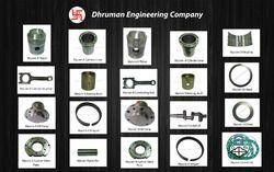 Mycom Compressors Spares