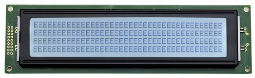 40x4 LCD Display