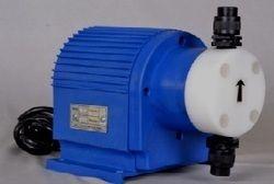 Solenoid Actuated Diaphragm Type Pump