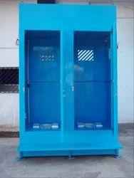Portable Toilet Cabin - 2 In 1