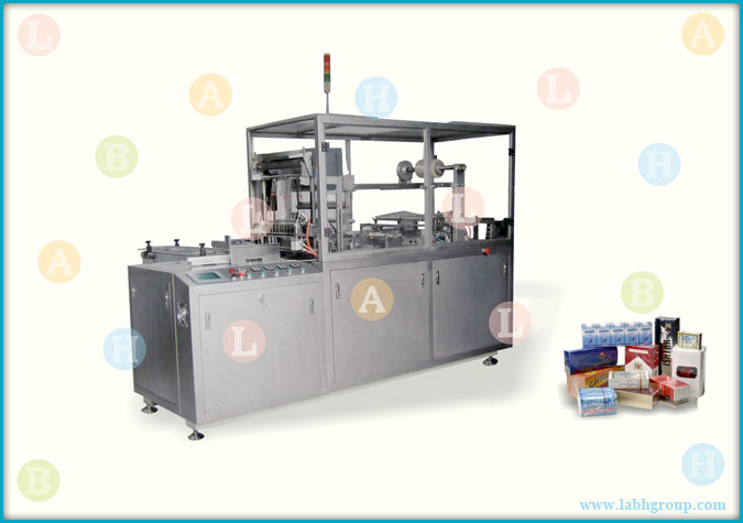 Automatic Box Overwrapping Machinery