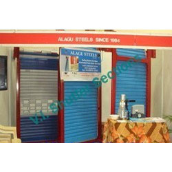 Automated Rolling Shutters Roll-a-door