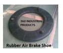 Rubber Air Brake Shoe