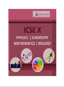ICSE Class 10th  Combo Pack CD
