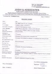 Joshi & Associates - Release Note