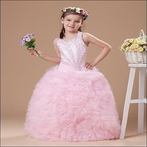 Kids Gown - Bachchon Ka Gown Latest Price, Manufacturers & Suppliers