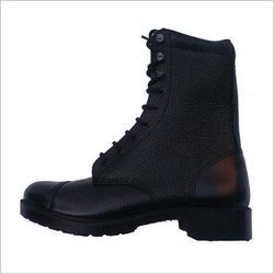 Genuine Leather Security Boot