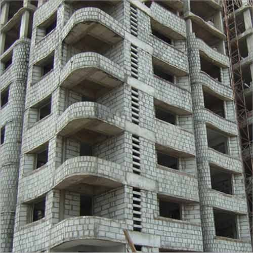 Autoclave Aerated Concrete Wall Block