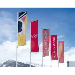 Fiberglass Flag Poles