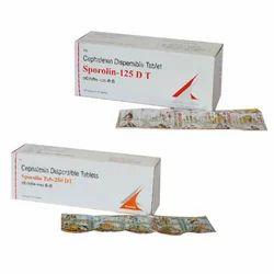 Sporolin-125/250 DT Tablet