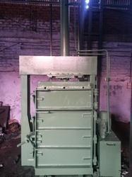 Single Box Single Cylinder Bailing Presses